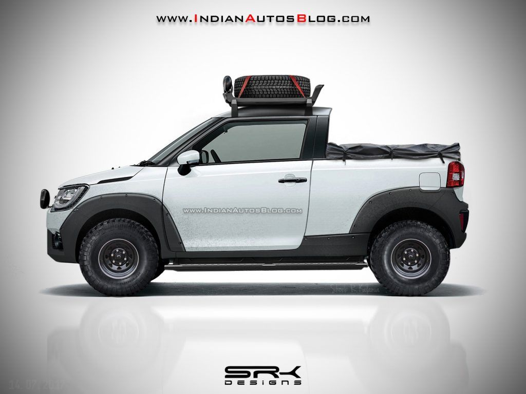 How About A Maruti Ignis Suzuki Ignis Pickup Toyota Corolla
