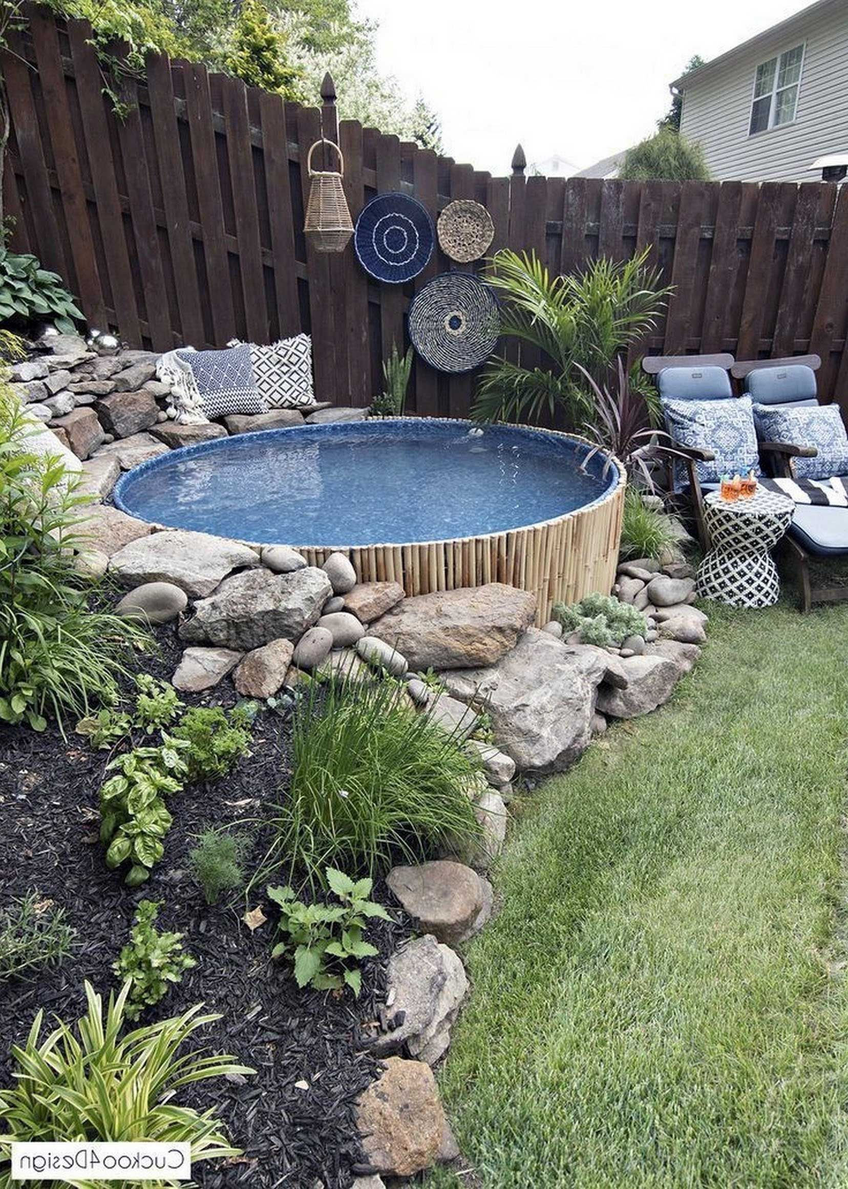 62 Amazing Backyard Landscaping On A Budget You Should Try ... on Small Sloped Backyard Ideas On A Budget id=92346