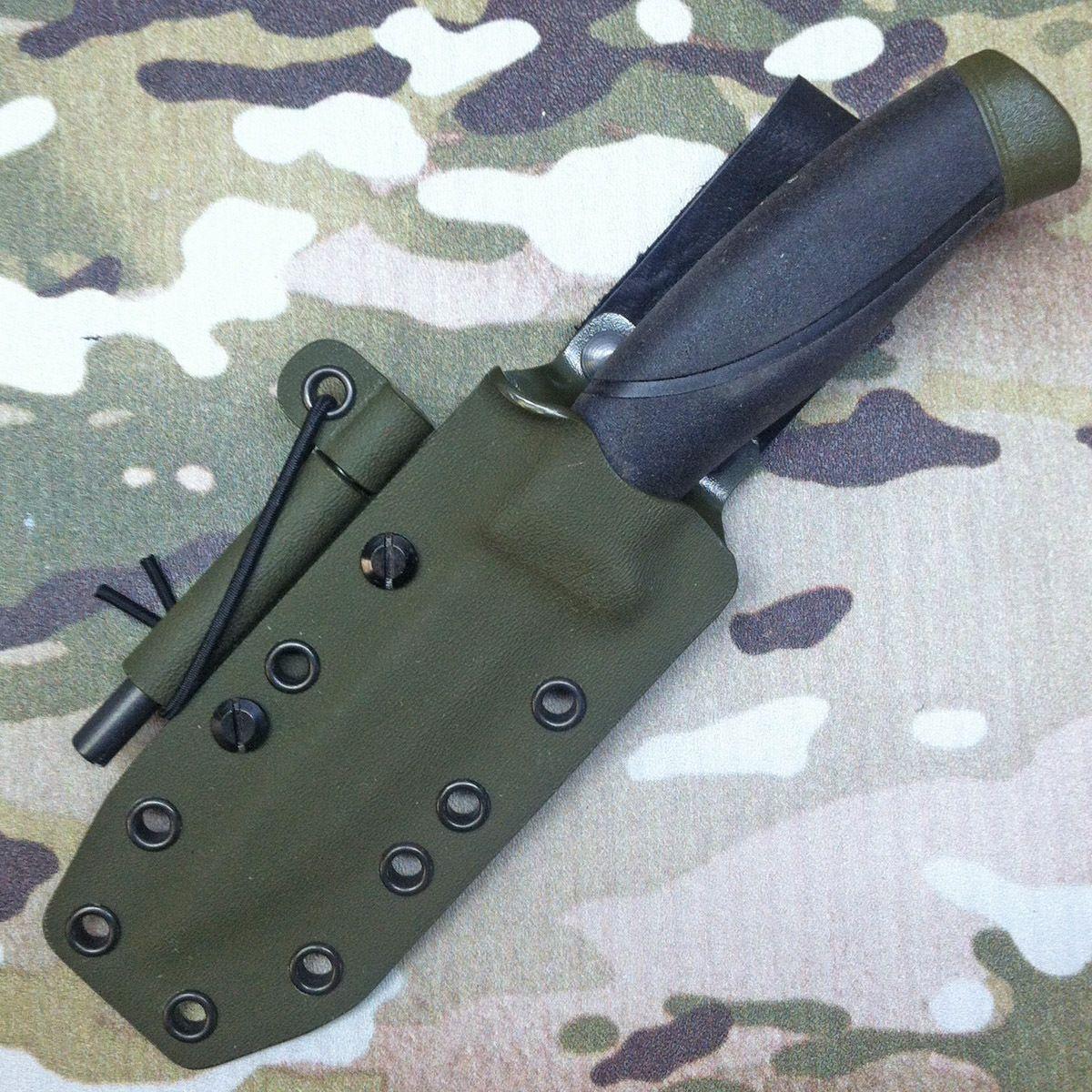Black Mora Companion Kydex Mora Knives