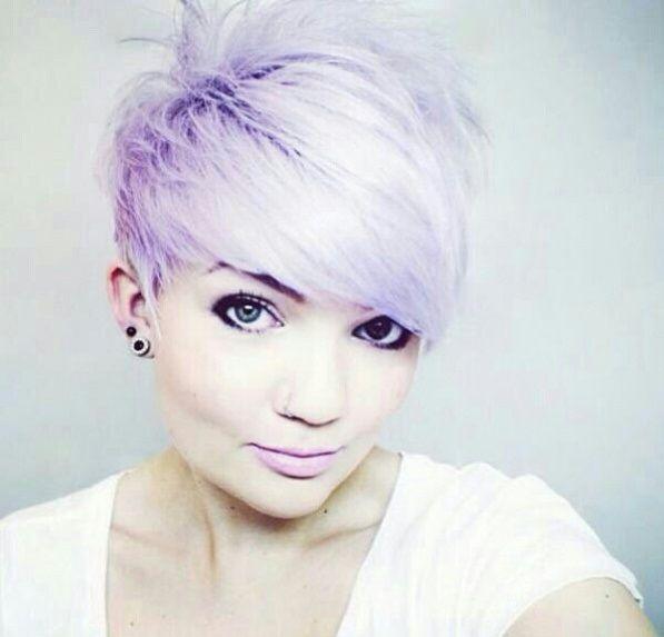 Gib deinen Haaren etwas mehr Farbe! Pfiffige Kurzhaarfrisuren mit ...