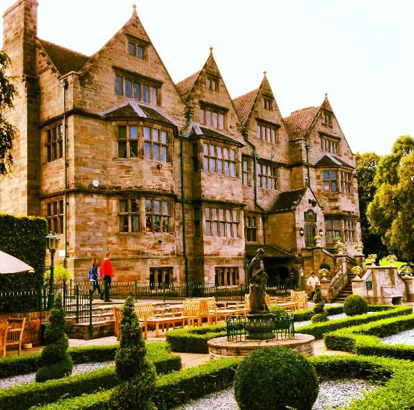 Weston Hall Staffordshire The Most Amazing Afternoon Tea And Our
