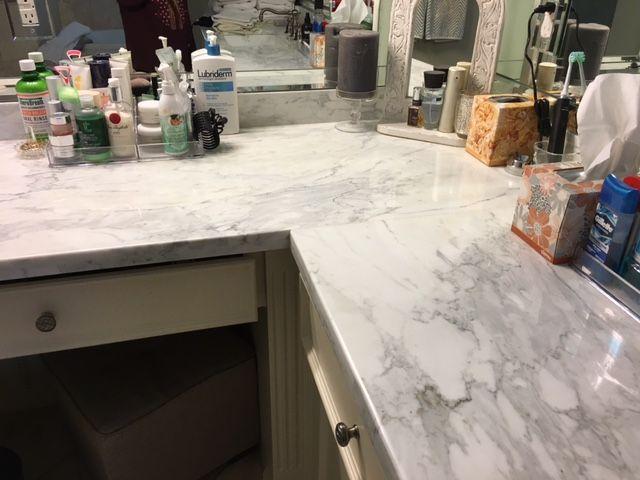 Eco Modern Concierge: Client Busy Mama: Bathroom Organization