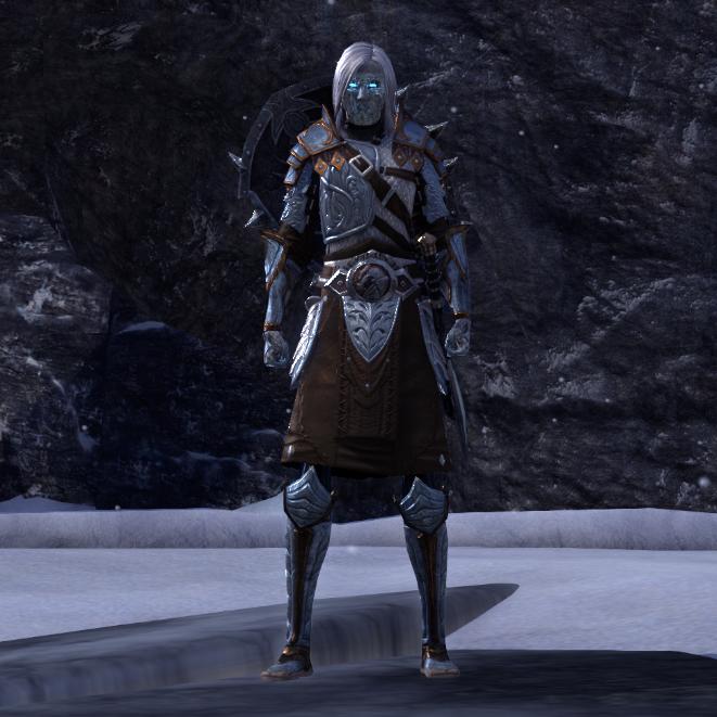 Eso Fashion Aneeskaya La Drake Bleu Eu Elder Scrolls Online Drake Bleu Elder Scrolls Online