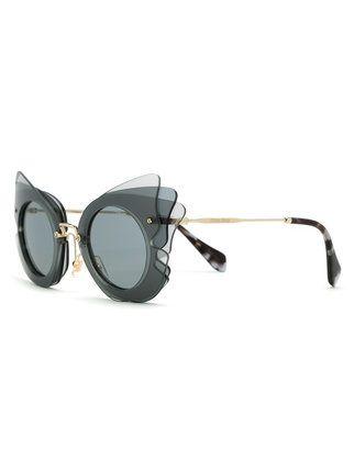 0f66afaa1eeb Miu Miu Eyewear Butterfly sunglasses
