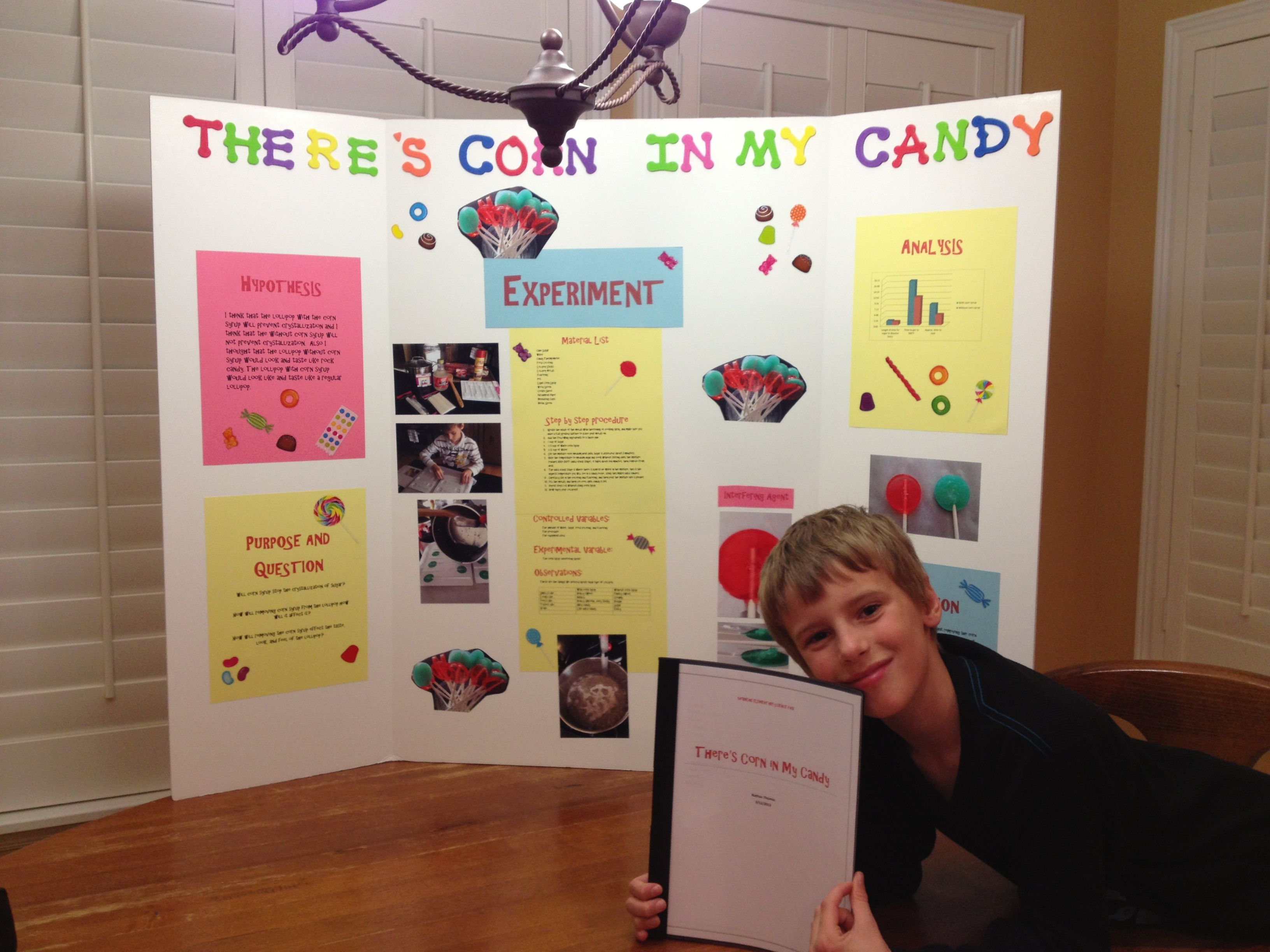 candy science fair projects Rocket candy science fair project by: tiarra bell science leadership academy.