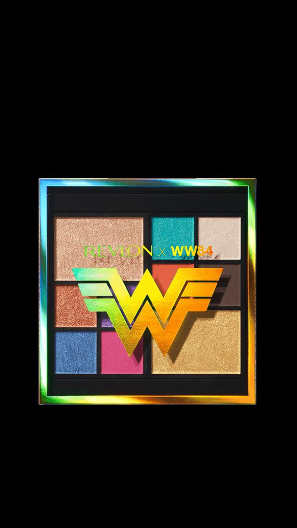 Revlon X Ww84 The Wonder Woman Face And Eye Palette Revlon In 2020 Eye Palette Revlon Palette