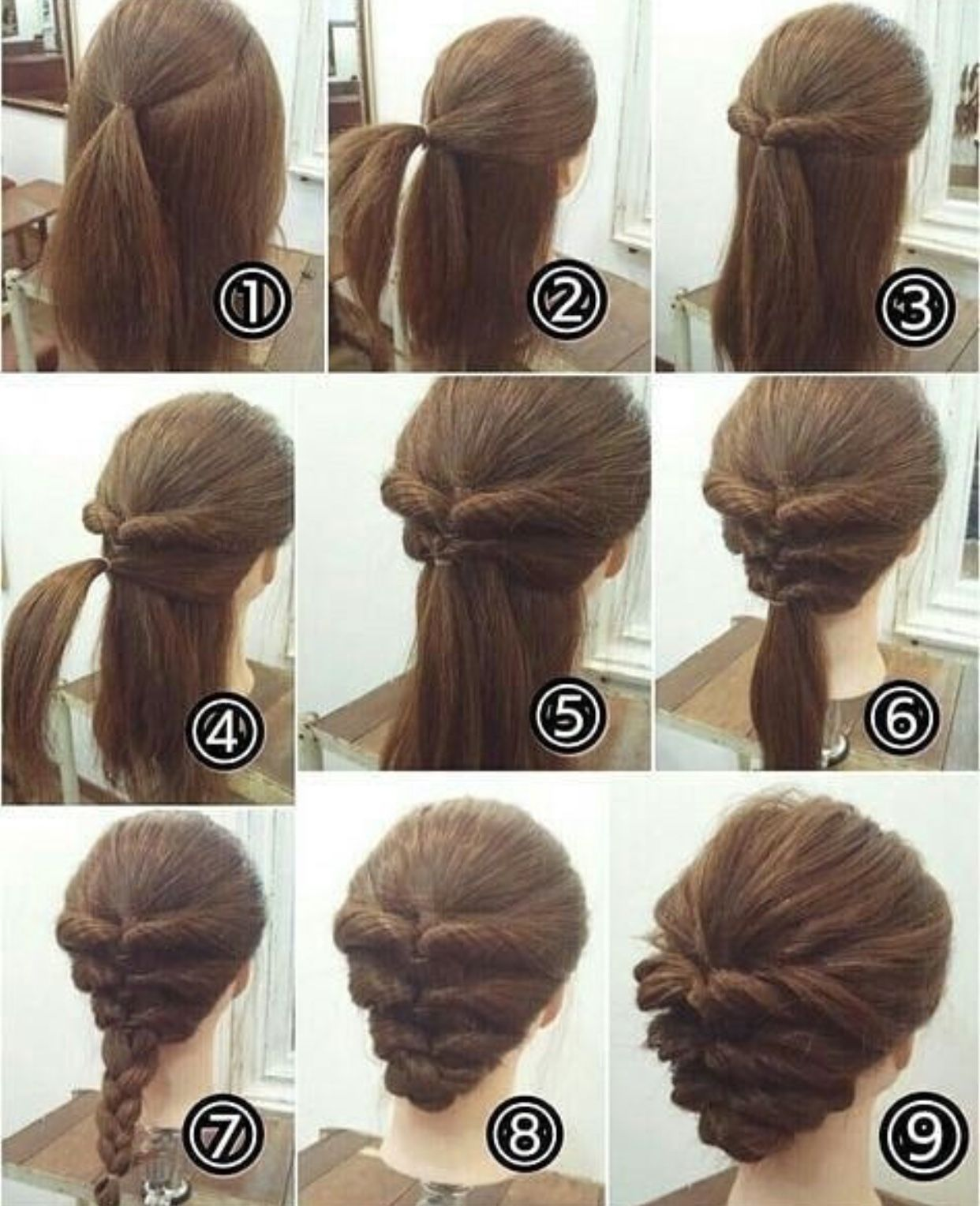 Pin On Hair Pictorial