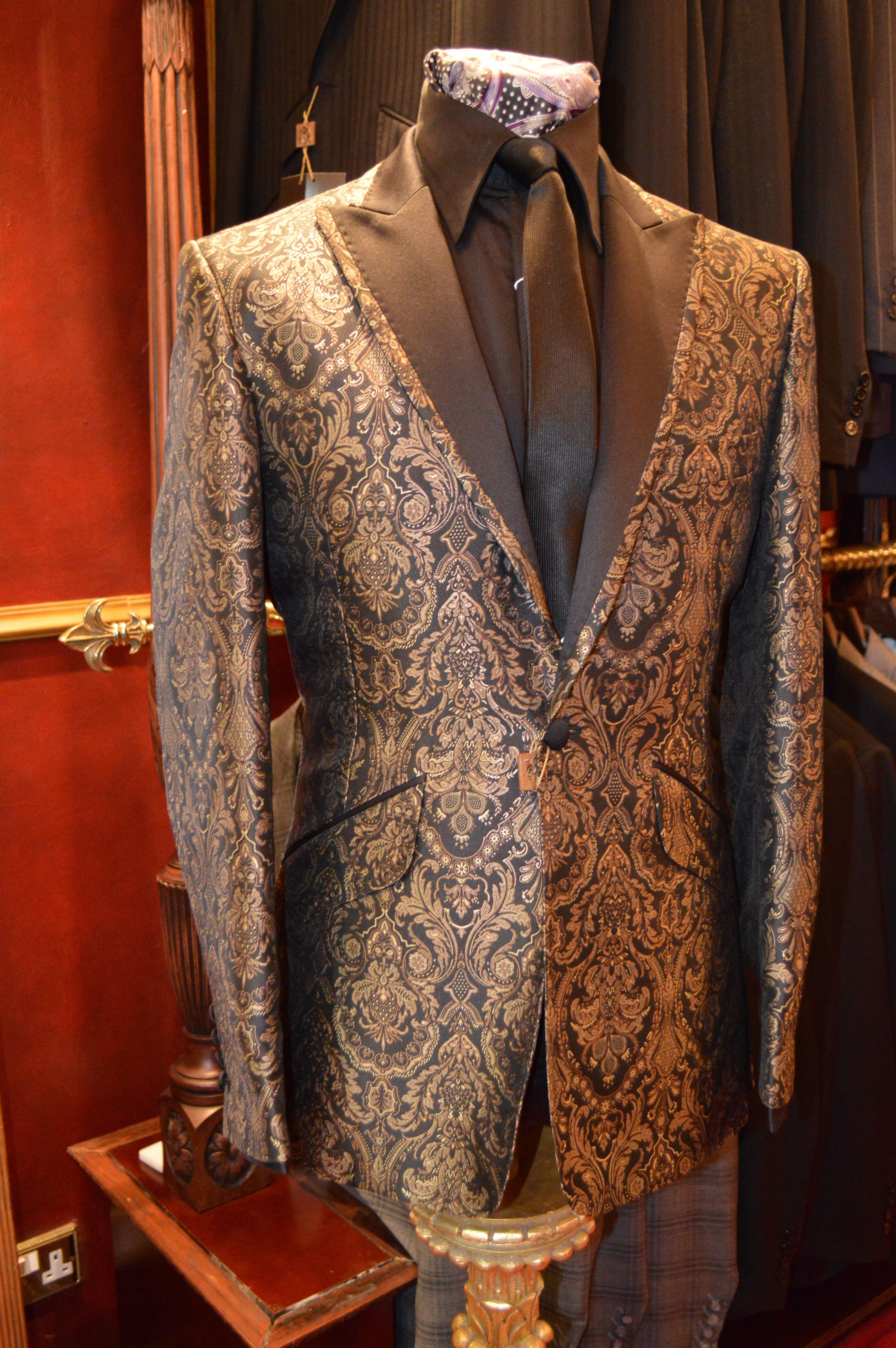 The Edgar Walnut Brown Suit   Designer suits for men ...