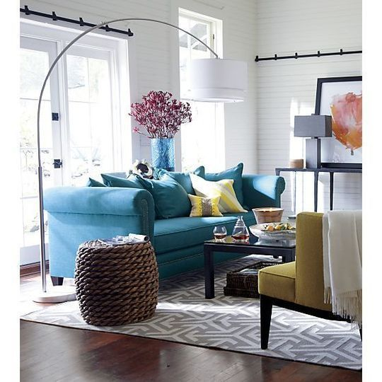 Get The Look Arc Floor Lamp Apartment Therapy