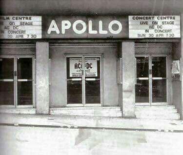 Apollo Glasgow.