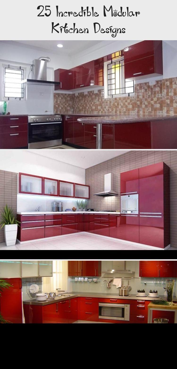 Modular Kitchen Design Ideas Kitchendesigntips Functionalkitchendesign Kitchendesigninspi In 2020 Stainless Steel Kitchen Design Open Galley Kitchen Kitchen Design