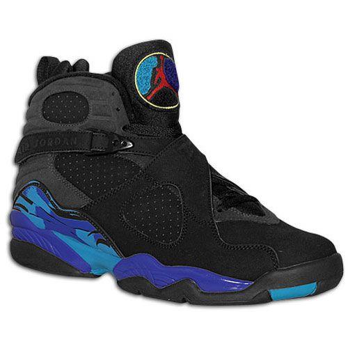 "On Sale: Air Jordan 8 Retro ""Aquas"" | Sneakers And Shoes"