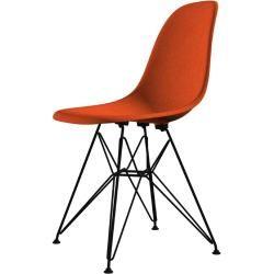 Photo of Eames Fiberglass Side Chair Stuhl Dsr Kunststoffgleiter Vitra