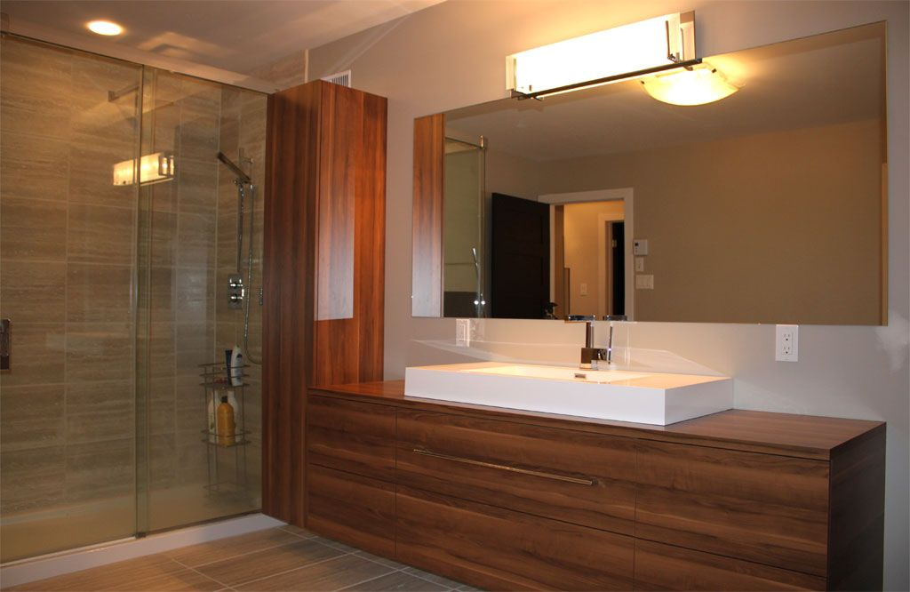 Awesome vanite salle de bain moderne contemporary awesome interior