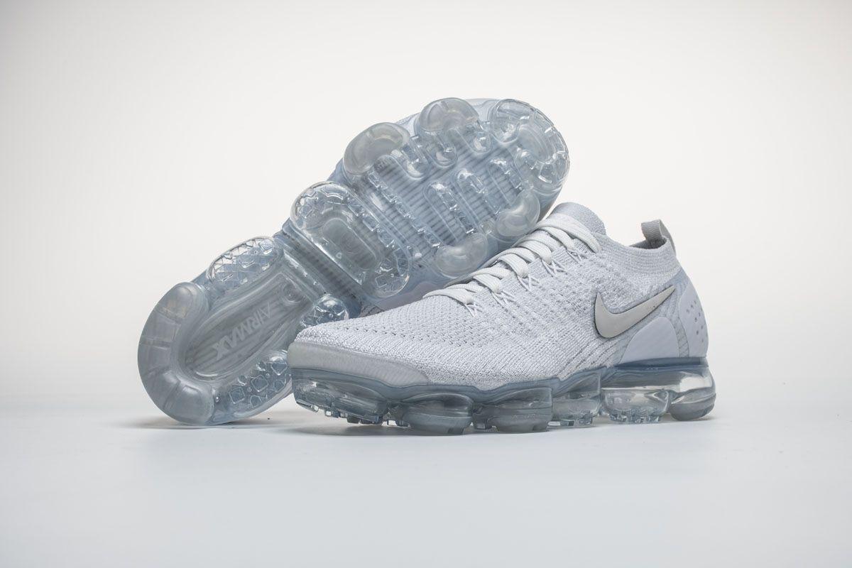 b56949a9ec48e Nike Air VaporMax 2.0 942842-100 Triple White Shoes