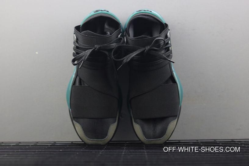 fae000bab Online Yohji Yamamoto X Adidas Y-3 Kaiwa Chunky Pk Black Green ...