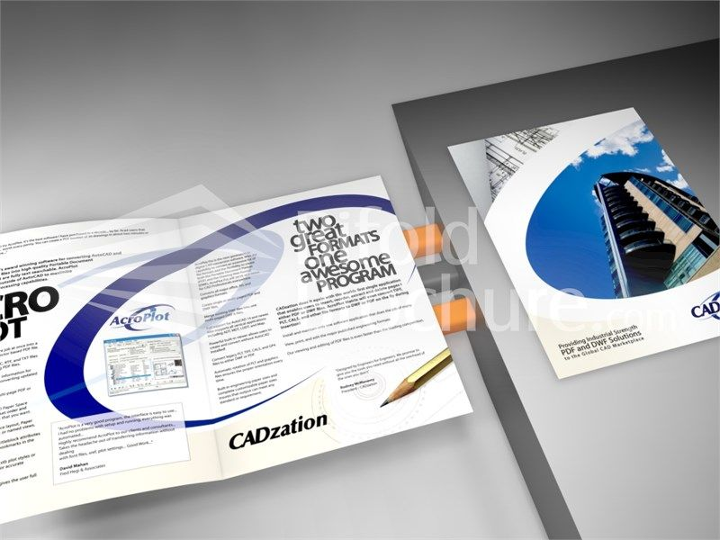 BiFold Brochure Design  Software Company  HttpWww