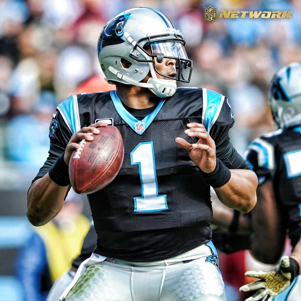Cam newton carolina panthers football helmets panthers