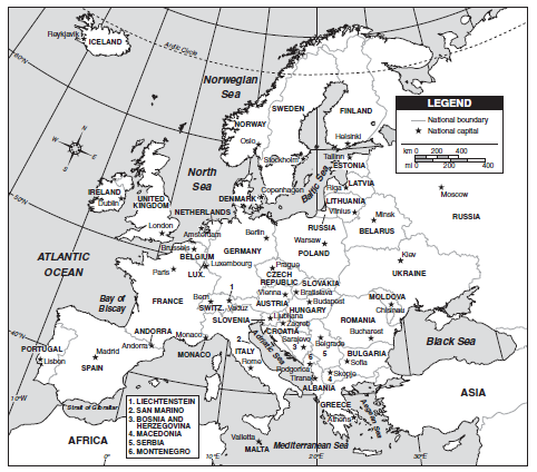 Printable Outline Maps For Kids Great Educational Websites With - Blank maps of europe to print