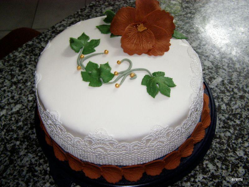 Tort Z Hibiskusem Cake Desserts Food