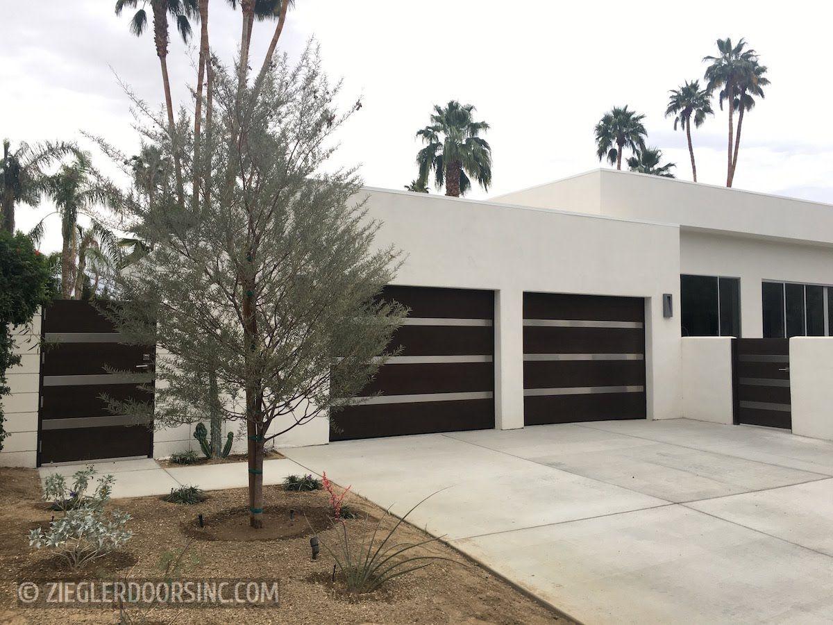 Contemporary Garage Doors By Ziegler Doors Inc Contemporary Garage Doors Modern Garage Doors Modern Garage