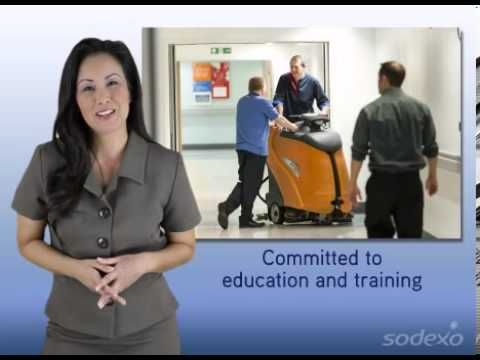 Sodexo S Housekeeping Environmental Service Managers Are Entrepreneurs Who Know Their Customers Job Images Customer Service Management Customer Service Resume