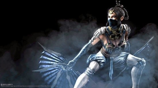 Mortal Kombat Xl Wallpaper: Mortal Kombat X Kitana Wallpapers