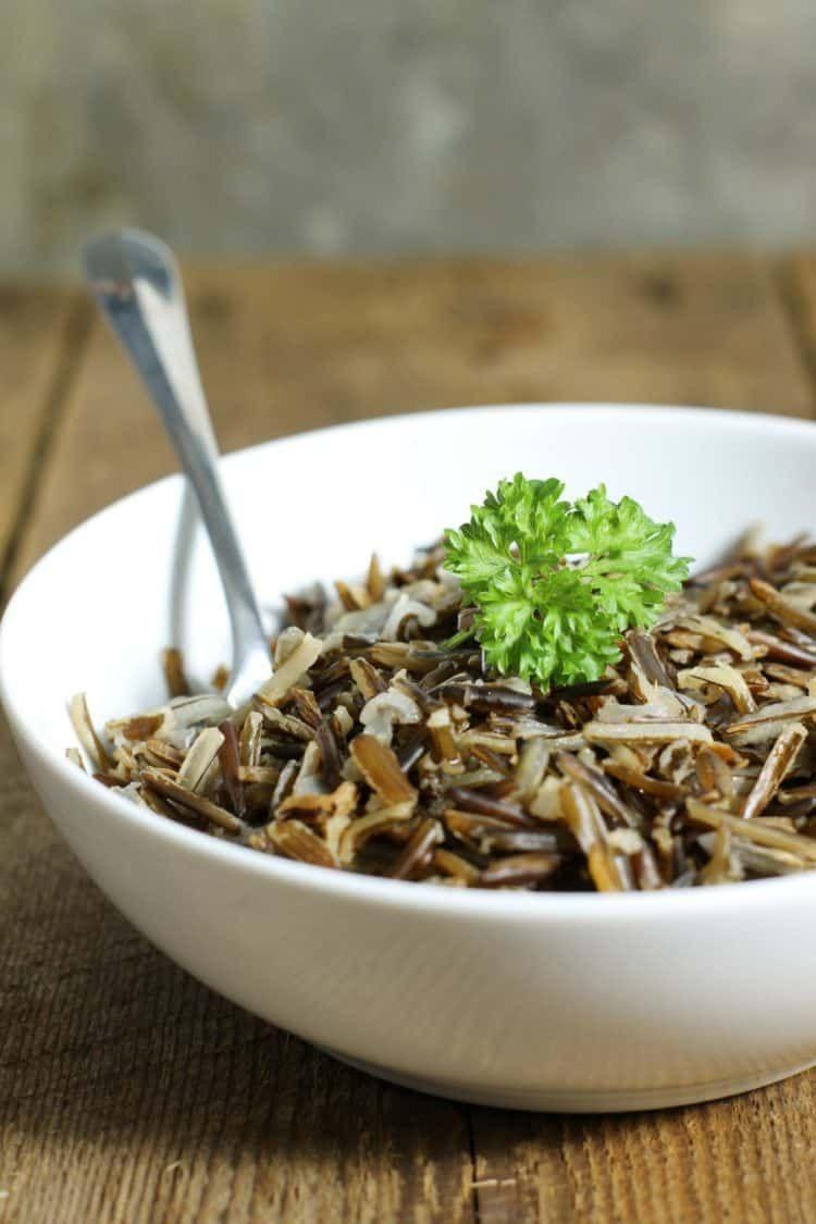 How to cook wild rice recipe cooking wild rice wild