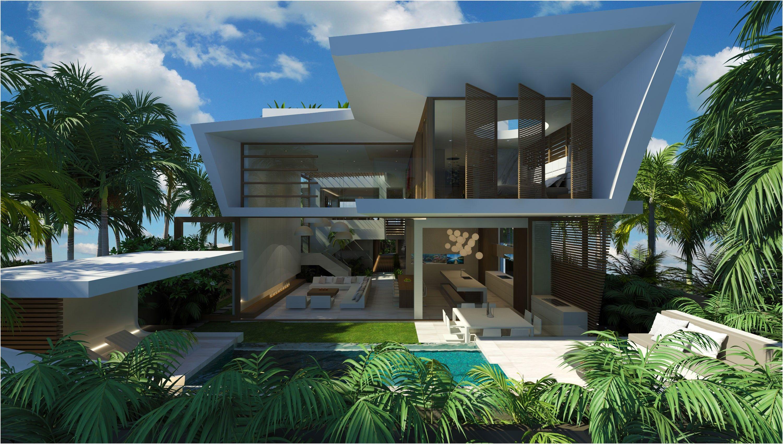 Modern Beach House Chris Clout Design From Modern Beach House