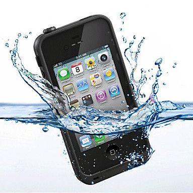 Perfect+Diseñado+All-around+impermeable+duro+de+caso+completo+de+cuerpo+para+el+iPhone+4/4S+(colores+surtidos)+–+USD+$+13.95