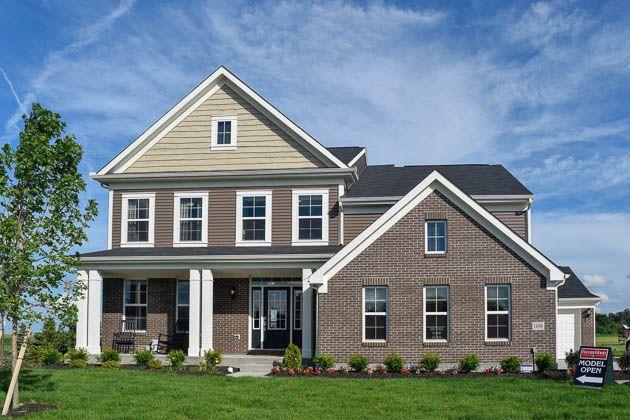 Adena Pointe Marysville Oh New Homes