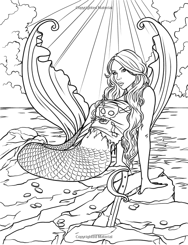 Mermaid Myth Mythical Mystical