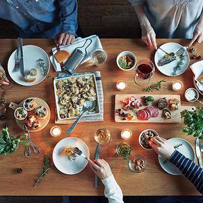 無印良品で揃えたいお皿にお鍋グラスに漆器まで食卓まわりの