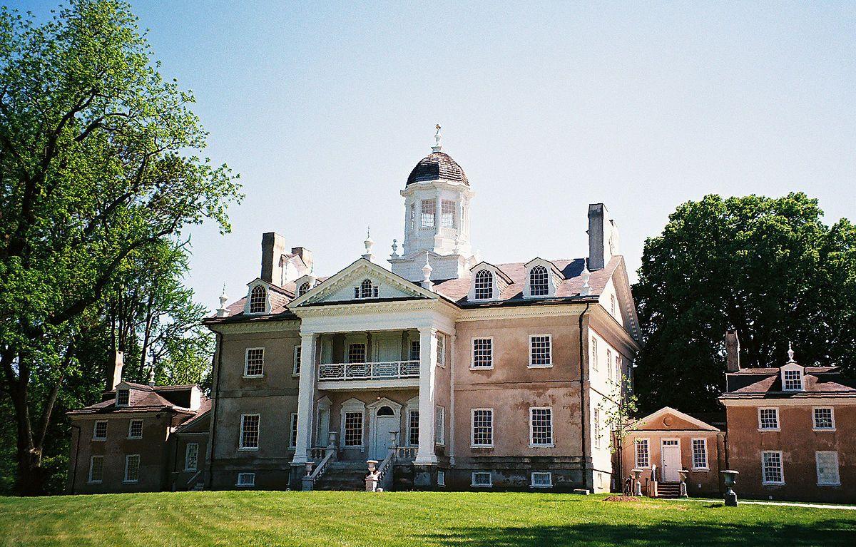 Hampton National Historic Site, in the Hampton area north