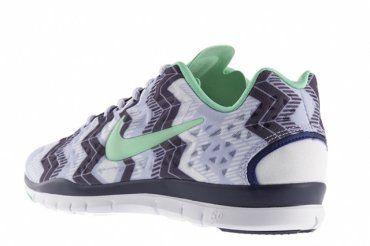 Nike Forme Libre Tr 3 Impression En Noir Et Blanc