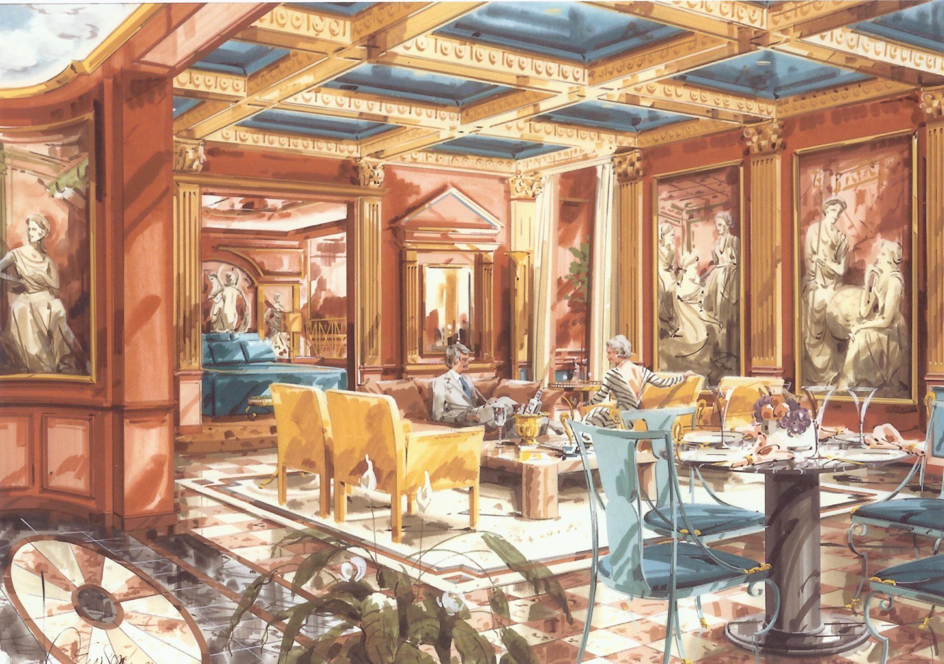 MKandcompany Interior Design and Decoration - Private High Roller ...