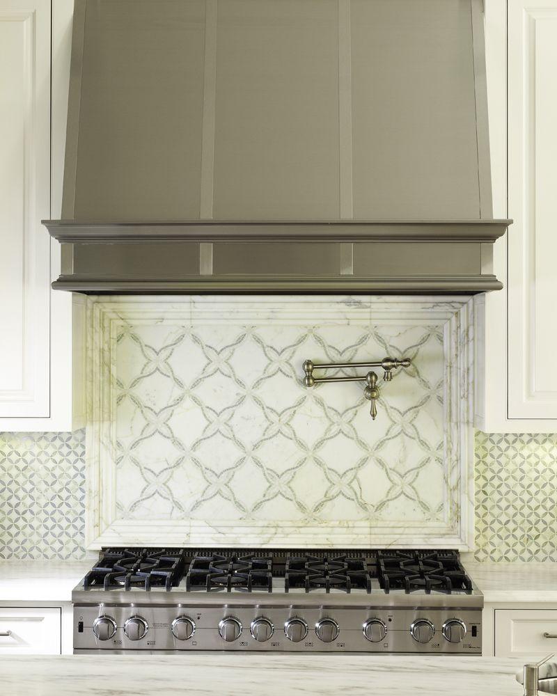 Kitchen Backsplash Range: Help Needed On Deciding On A Backsplash Over The Stove