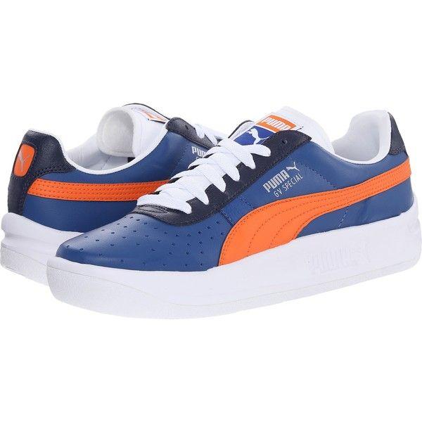 d78c8130a5d PUMA GV Special (Limoges Vermillion Orange White) Men s Classic Shoes ( 49