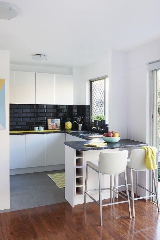 Bright And Cosy Diy Kaboodle Kitchen Inspiration Kaboodle Kitchen Inneneinrichtung Haus Dekoration Haus Dekor