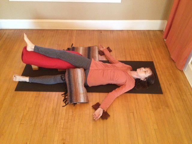 A Restorative Practice For Svadhisthana Chakra Restorative Yoga Restorative Yoga Sequence Restorative Yoga Poses