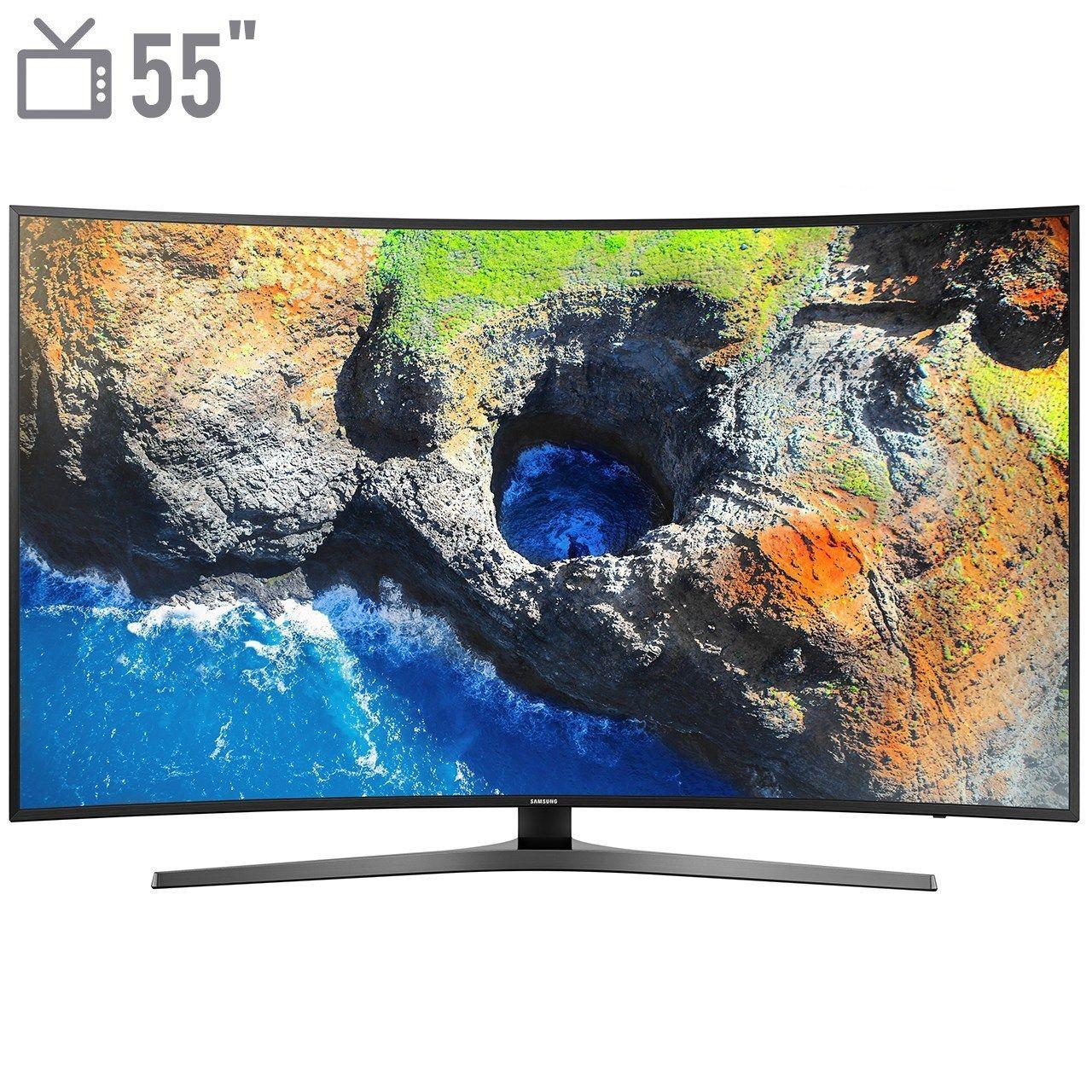 خرید تلویزیون ال ای دی هوشمند خمیده سامسونگ مدل 55nu7950 سایز 55 اینچ با قیمت مناسب خرید تلویزیون ال ای دی هوشمند خمیده سامسونگ مدل 55n Smart Tv Led Tv Samsung
