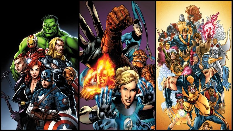 Why Fantastic Four Reboot Is Set In The X Men Universe Fantastic Four Movie Fantastic Four Characters Fantastic Four