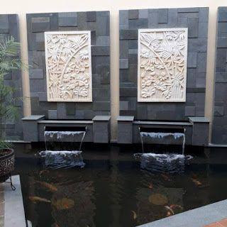 jasa pembuatan kolam ikan koi minimalis di jakarta   kolam
