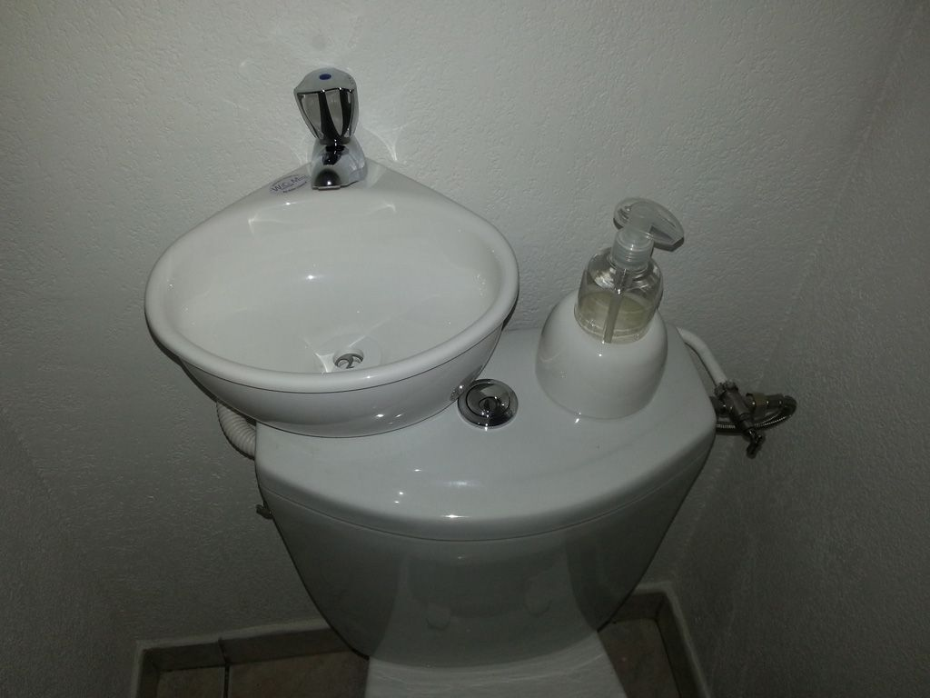 sink toilet combo ideas toilet sink