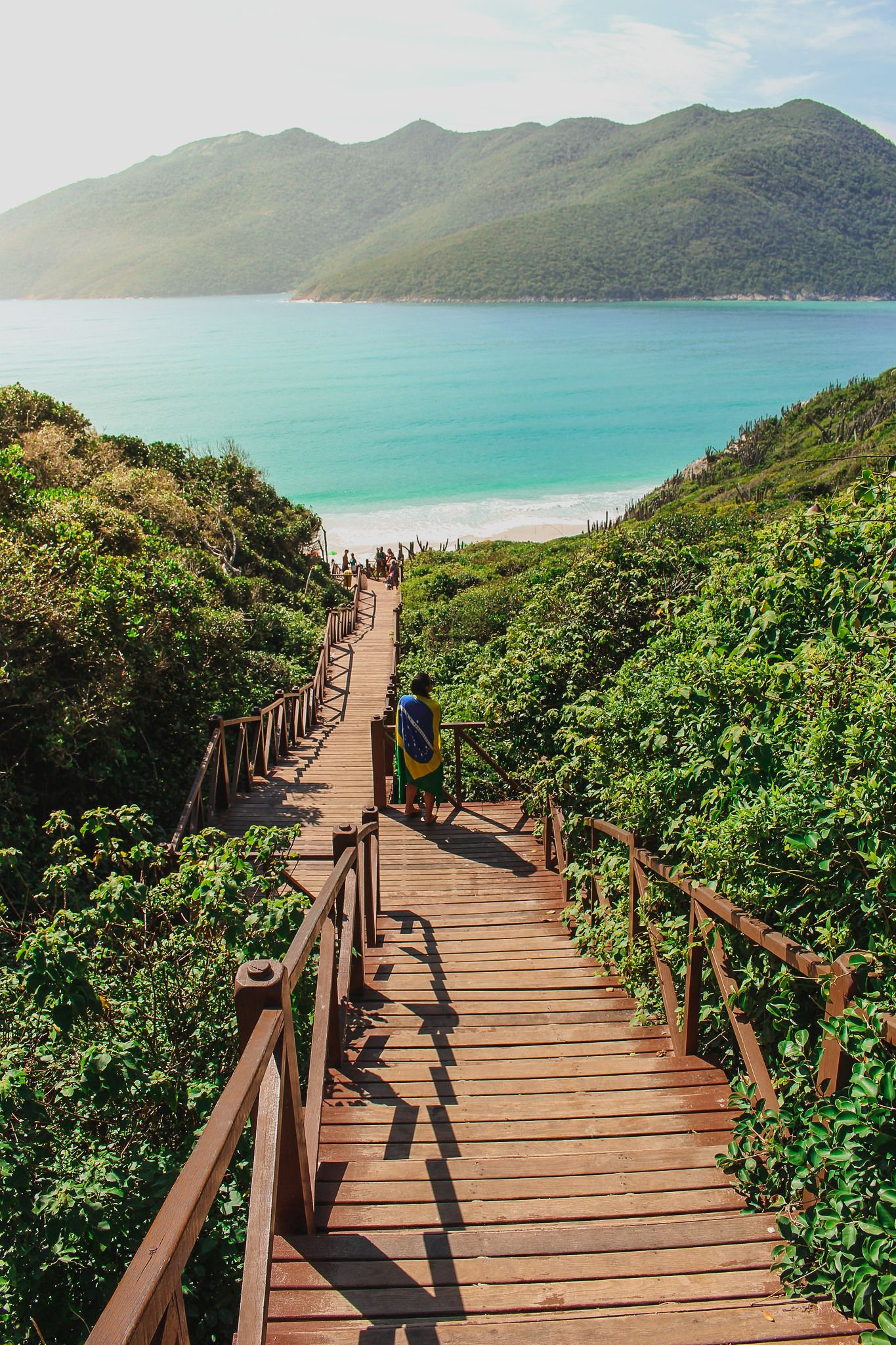 Praias Em Arraial Do Cabo Rio De Janeiro Brasil Em 2020