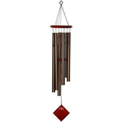 Bloomsbury Market Katheryn Wind Chime Colour: Bronze