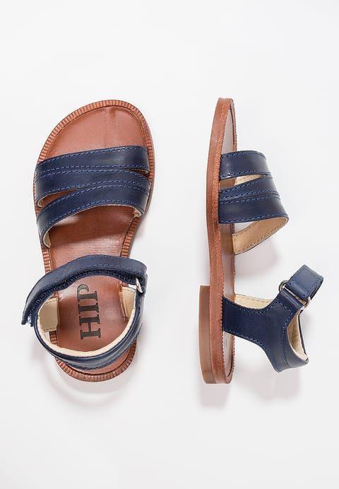 Zapatos marrones Hip infantiles Go5ps