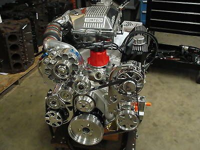 New Vortech Supercharger Kit Ford FE 390 427 428 | ENGINES