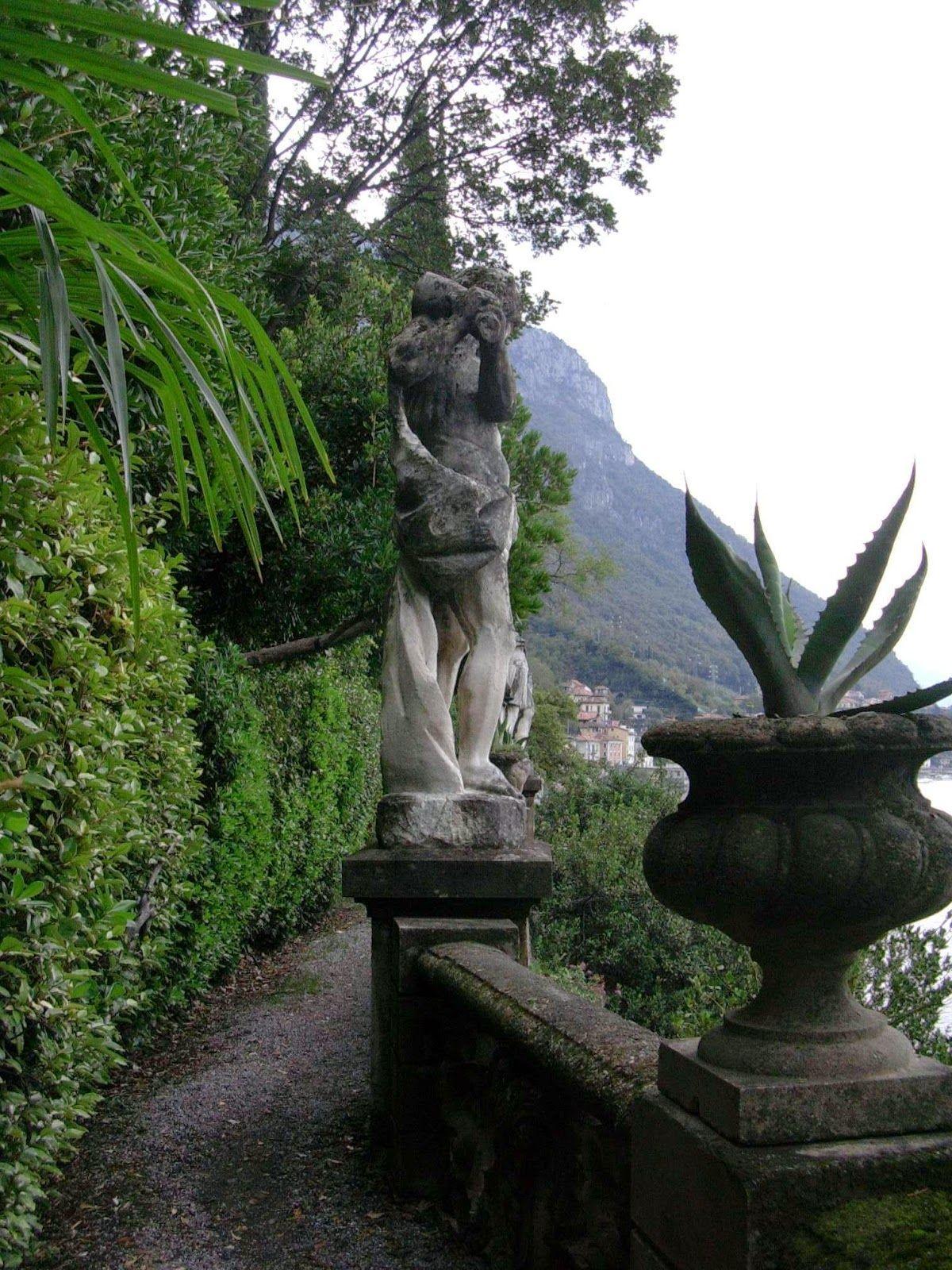Il giardino di villa monastero a varenna lecco http for Giardino lecco