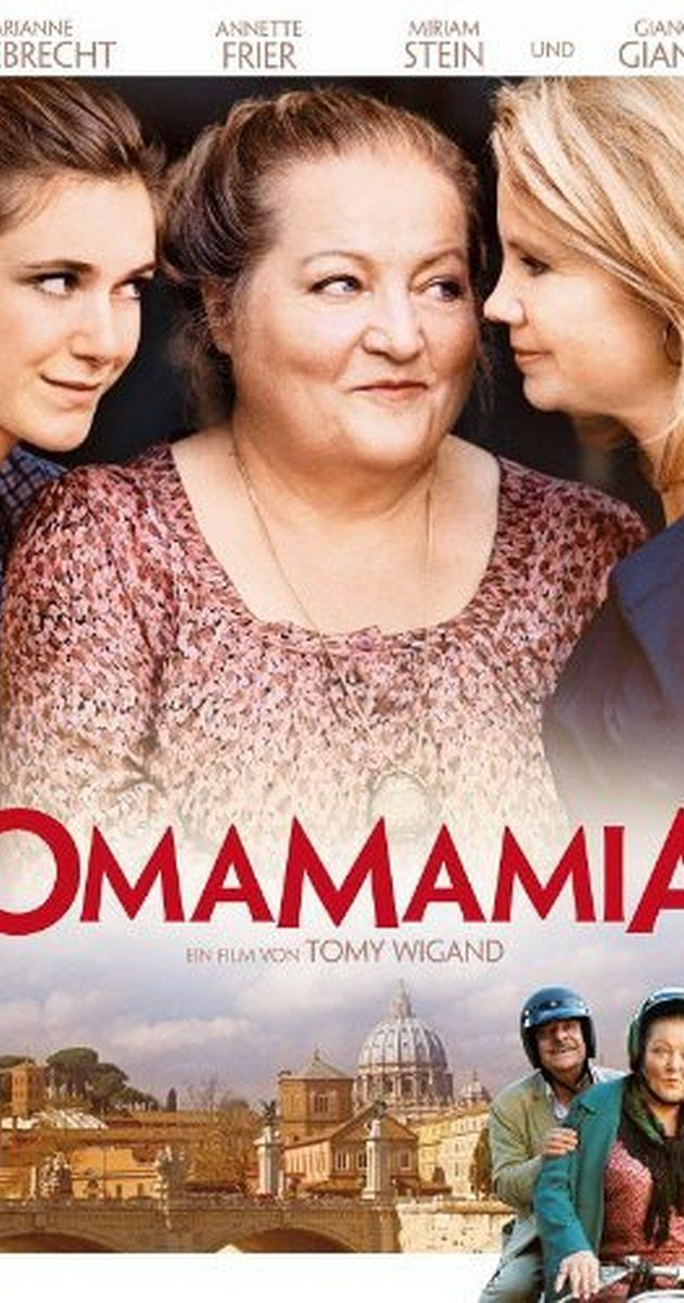Omamamia (2012) The hollywood reporter, Popular tv